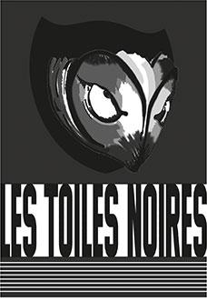 proposition logo les toiles noires